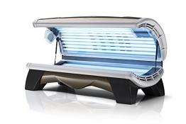Hapro Onyx 26/1 Combi Solarium Privatbräuner mit GB Sonnenbank - 1