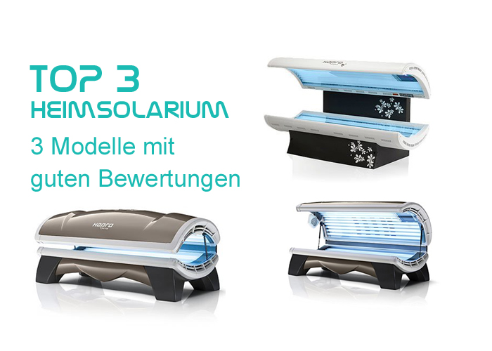 heimsolarium test mit den top 3 solarium f r zuhause. Black Bedroom Furniture Sets. Home Design Ideas