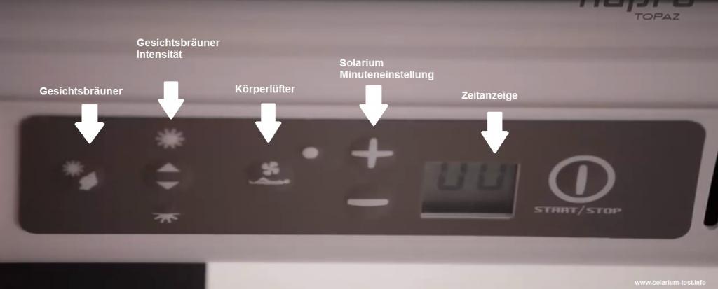 solarium topaz